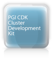 PGI CDK®          Cluster Development Kit®: Compilers and tools to develop,         debug and tune MPI and OpenMP cluster applications