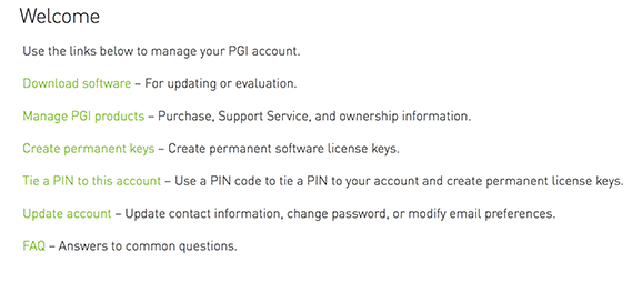 Installation Guide :: PGI version 18 1 Documentation for x86 and